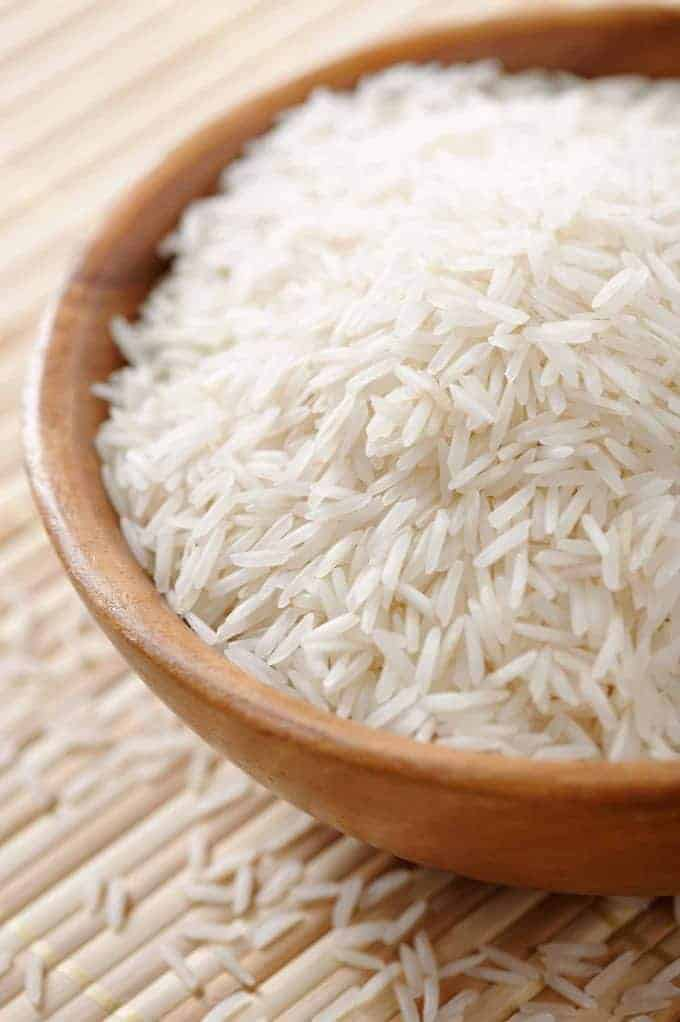 Asian White Rice