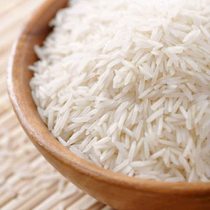 Orange-Ginger Rice