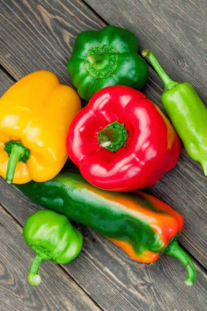 A Guide To Pepper Varieties