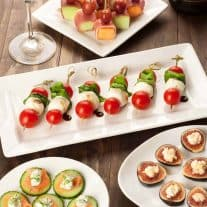An Easy No-Cook Appetizer Party