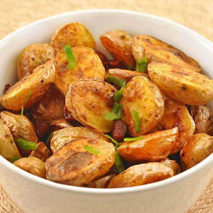 Andouille Roasted Potatoes