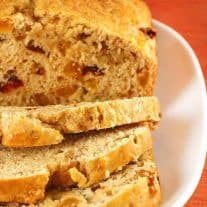 Apricot Cranberry Nut Bread