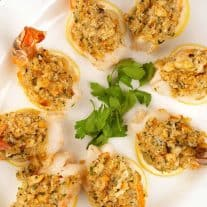 The Ultimate Baked Stuffed Shrimp Recipe