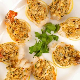 The Ultimate Baked Stuffed Shrimp Recipe
