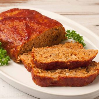 Barbecue Chicken Meatloaf