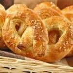 Berghoff Cafe Fresh Baked Pretzels