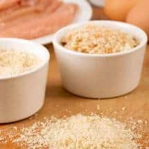 The Best Gluten-Free Substitutions: Breadcrumbs