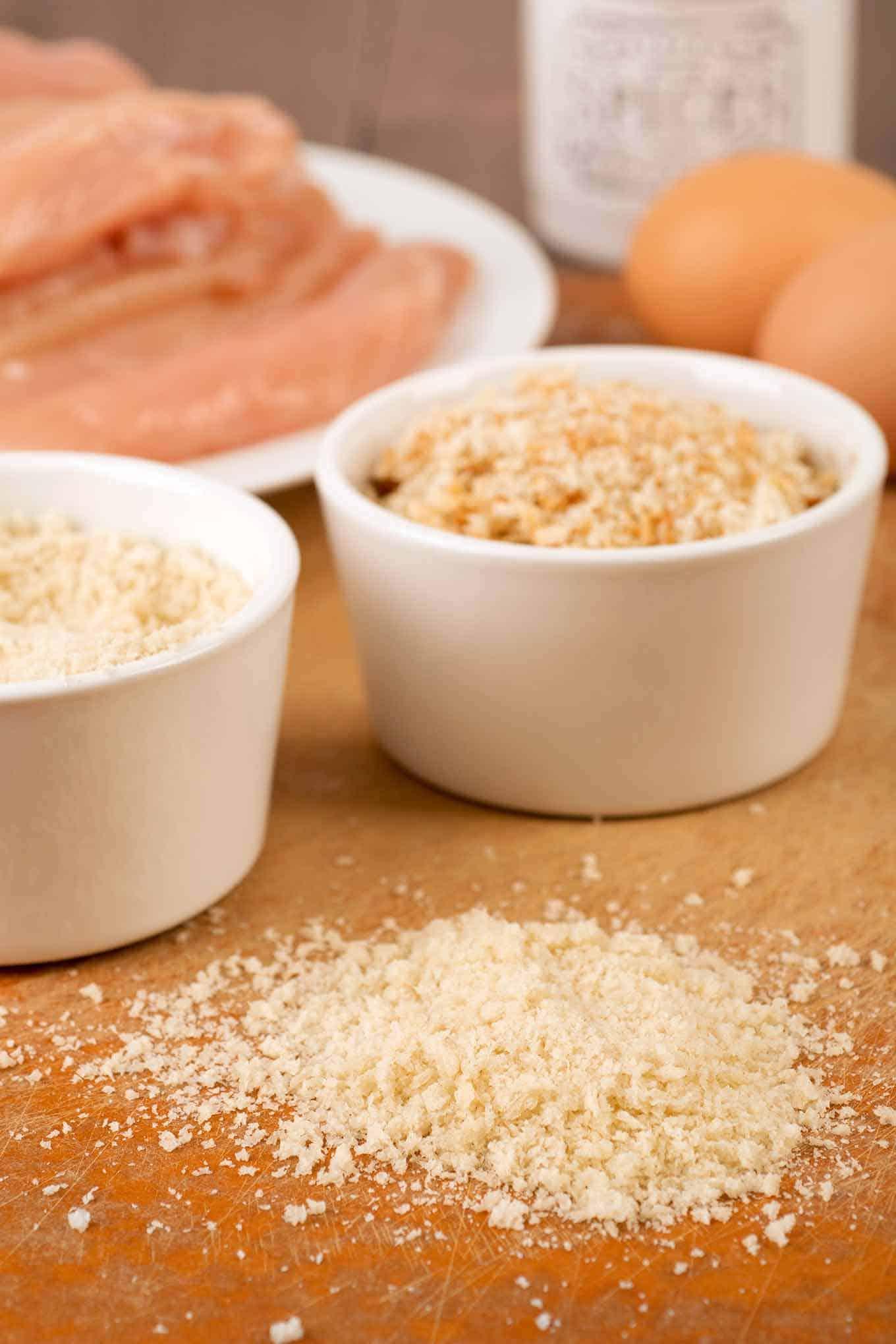 The Best Gluten-Free Substitutions: Breadcrumbs