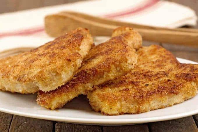 Breaded Pork Chops