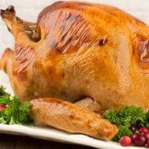 Buttermilk and Honey Brined Turkey