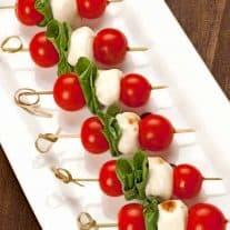 Caprese Salad Skewers