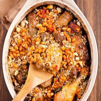 Cassoulet Simplified