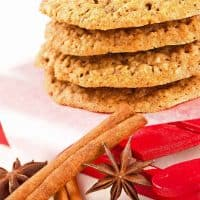 Chai-Spiced Oatmeal Cookies