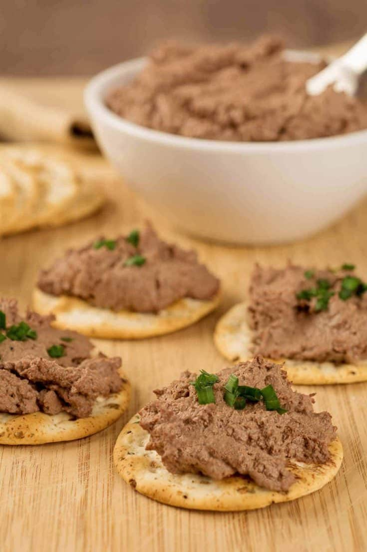 Chicken Liver Pate Recipe Mygourmetconnection
