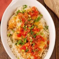 Chicken and Rice Provencal