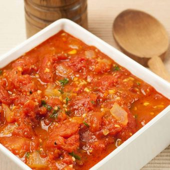 Chunky Marinara Sauce