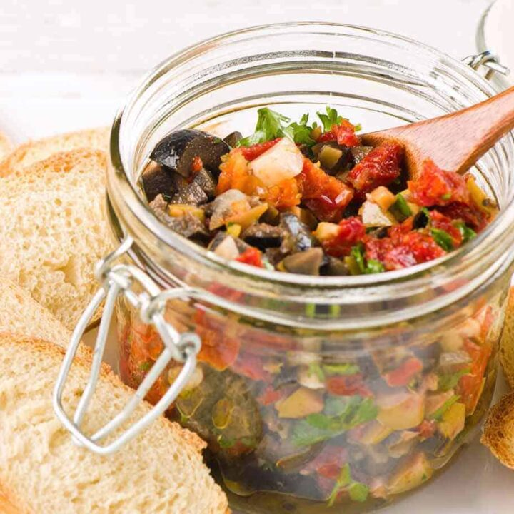 Chunky Mixed Olive Tapenade