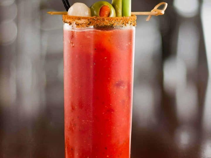 Classic Bloody Mary Recipe Mygourmetconnection