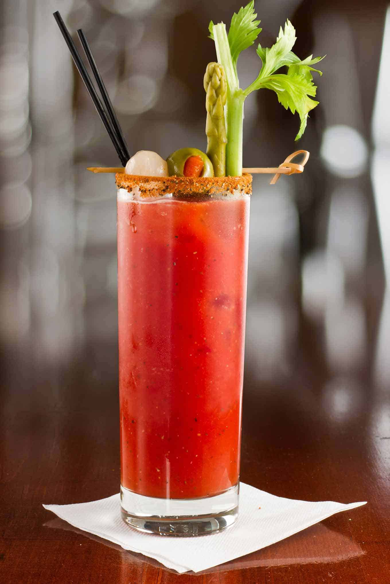 Classic Bloody Mary Recipe | MyGourmetConnection