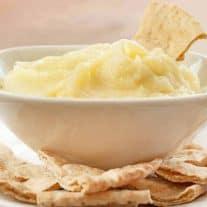 Classic Skordalia - Greek Potato-Garlic Dip