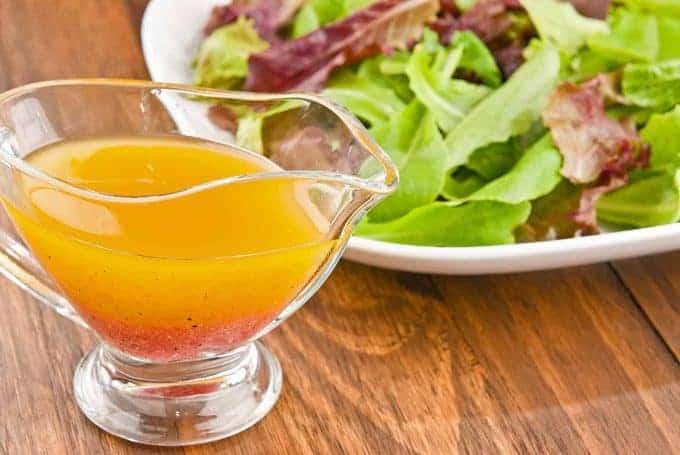 Classic Vinaigrette Salad Dressing