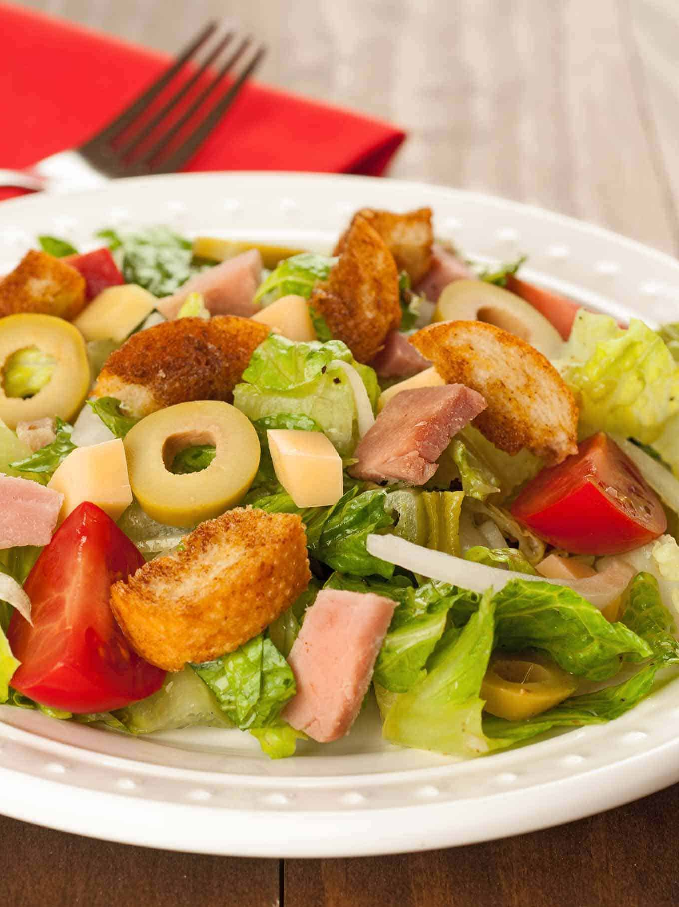 Columbia Restaurant 1905 Salad
