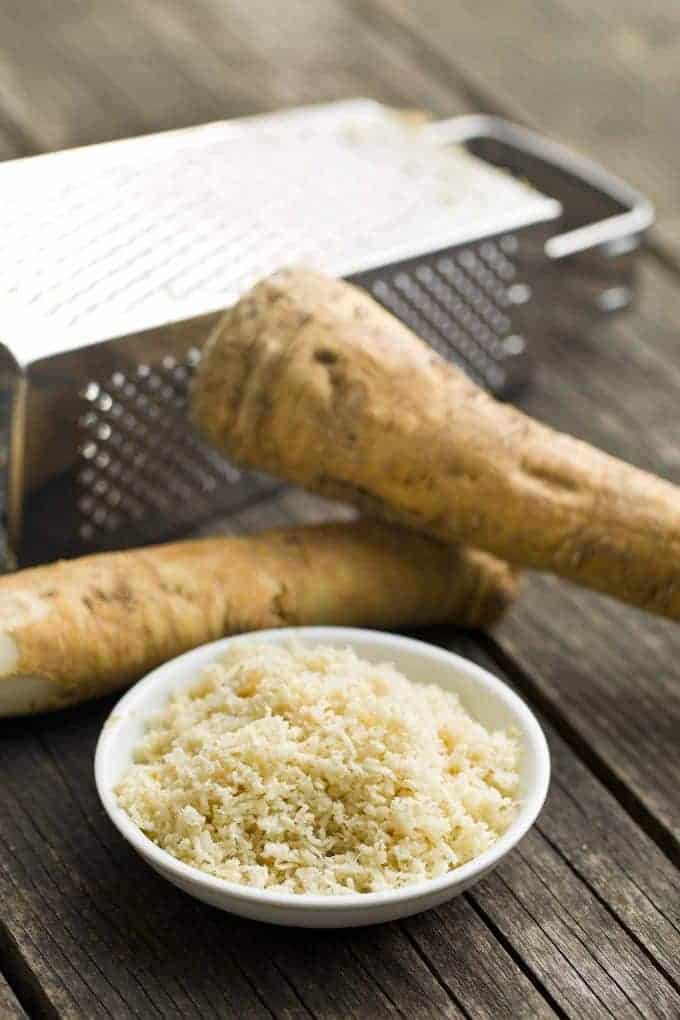 Cooking With Horseradish
