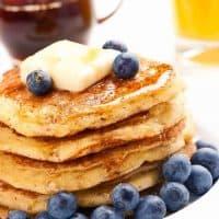 Our Basic Pancake Recipe