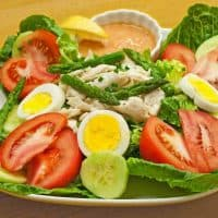 Crab Louis (Louie) Salad