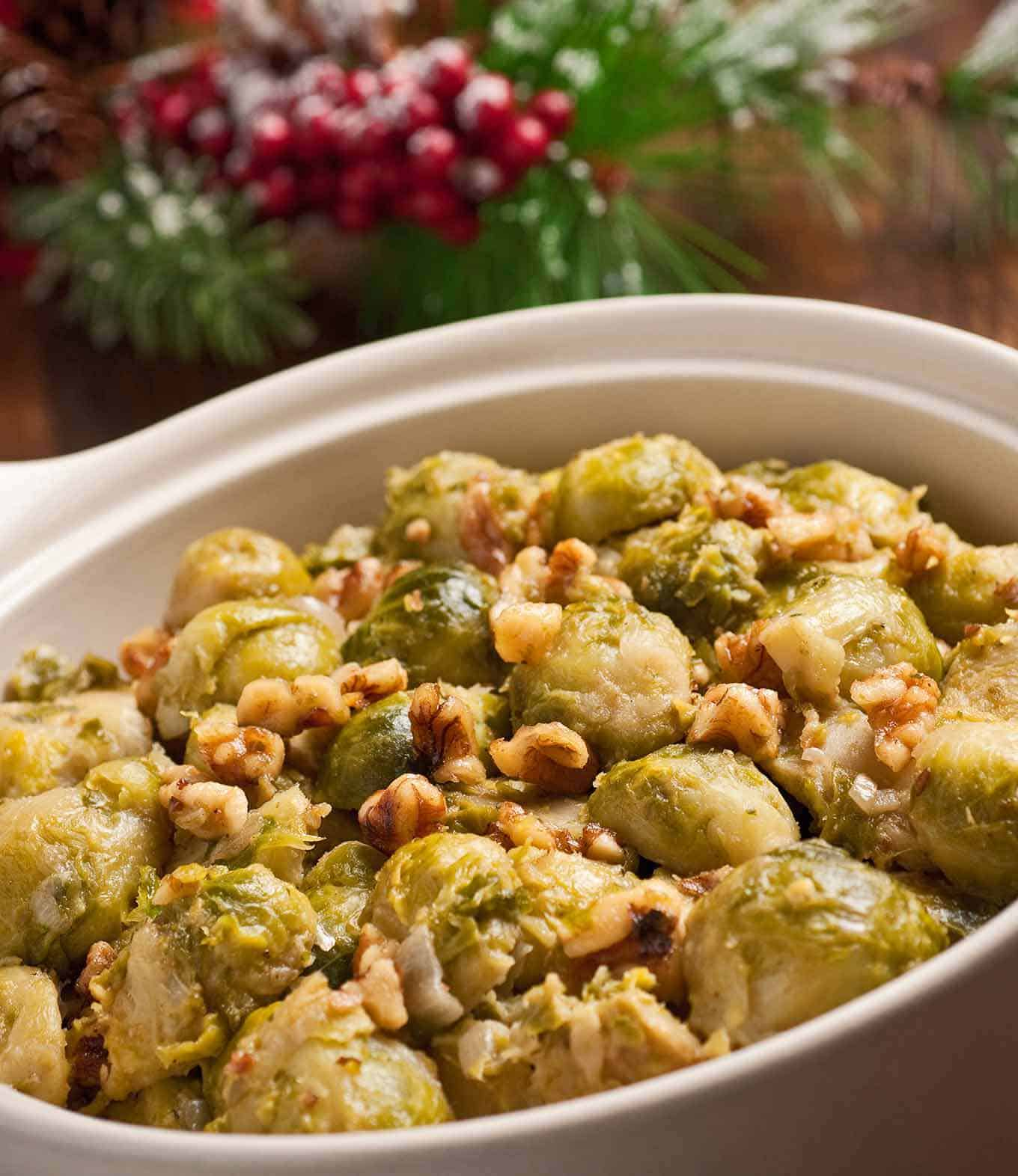 15 Easy Vegetable Recipes For Your Holiday Menu