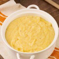 Creamy Polenta: Stovetop Version