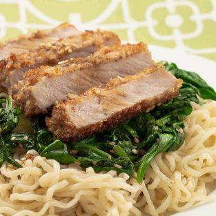 Crispy Five-Spice Pork Chops