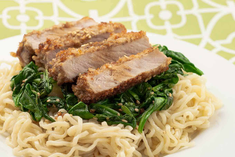 Crispy Five-Spice Pork Chops | MyGourmetConnection