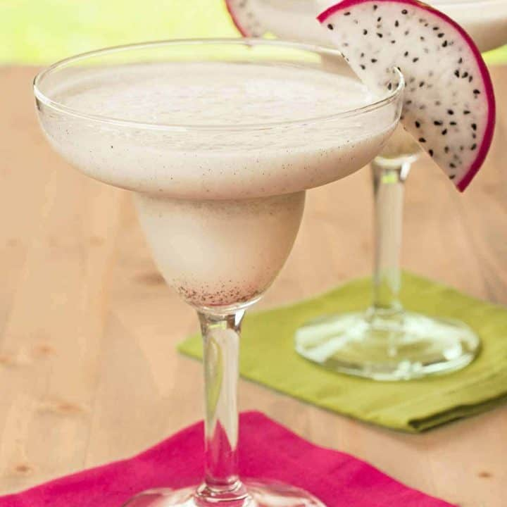 Dragon Fruit Margarita