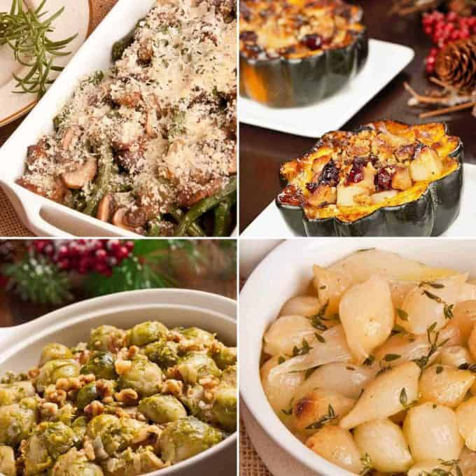Easy Vegetable Recipes for Your Holiday Menu
