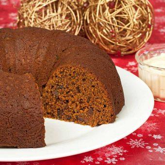 Figgy Pudding Cake