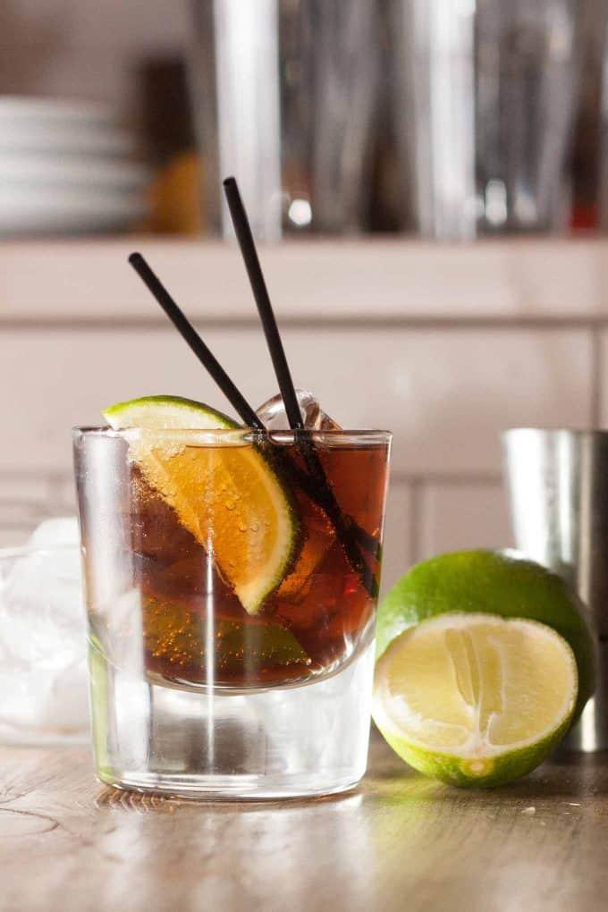 Five Easy Rum Cocktails