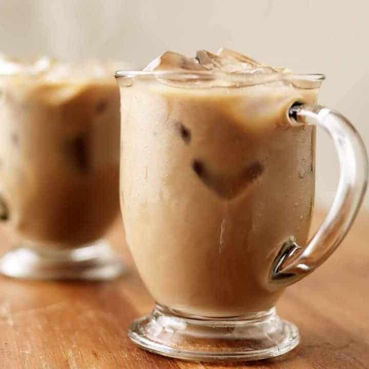 Frangelico Iced Coffee