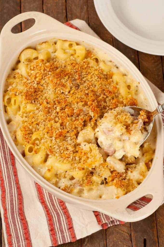 French-Inspired Macaroni and Cheese