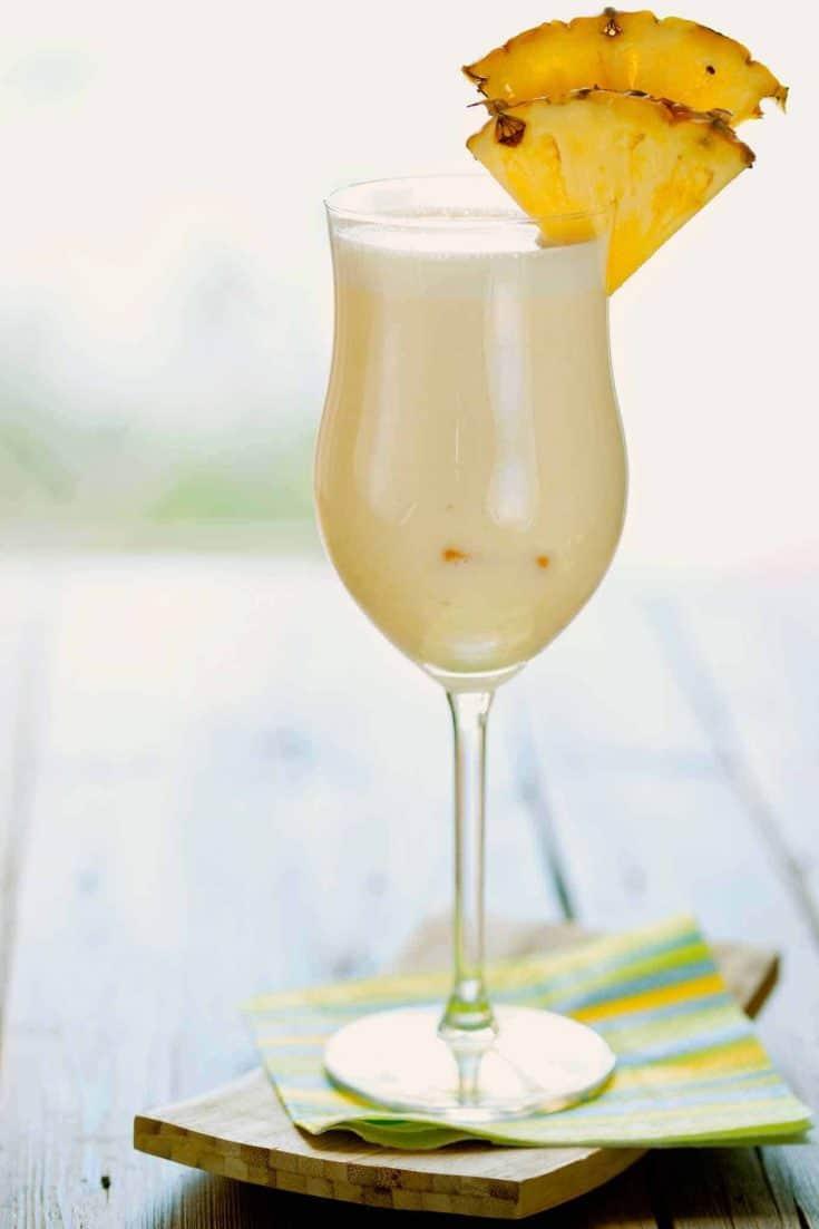 Frozen Pina Colada Recipe Mygourmetconnection