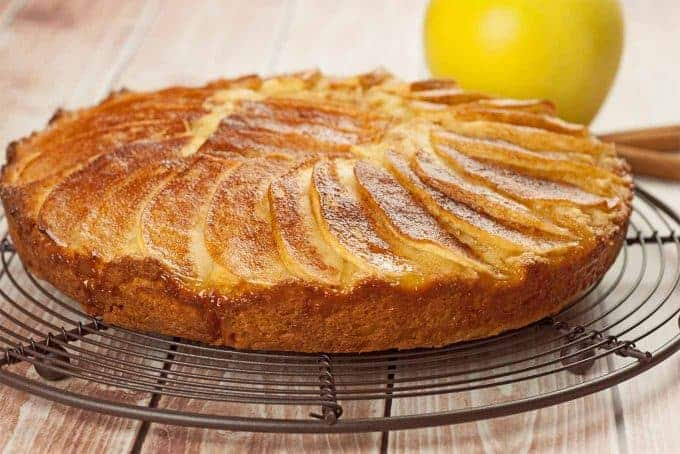 Golden Delicious Coffee Cake Recipe