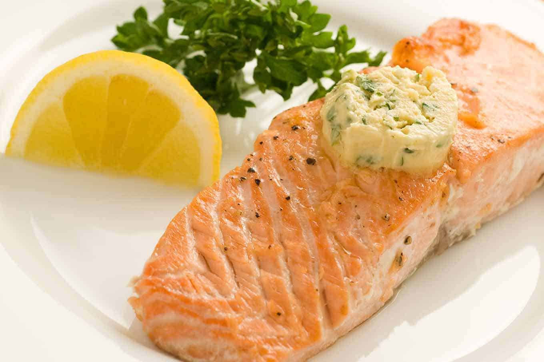 recipe: panko horseradish crusted salmon recipe [19]