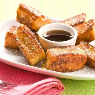 Hawaiian French Toast Sticks