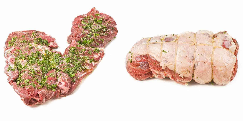 How To Roast A Boneless Leg of Lamb