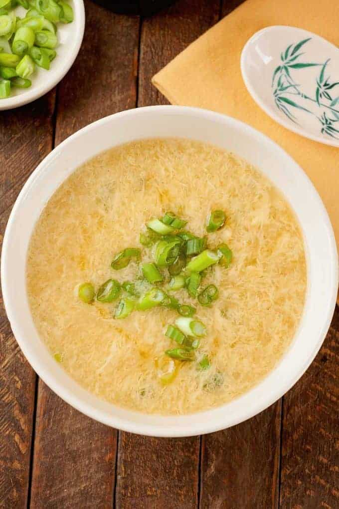Easy chinese recipes to make at home mygourmetconnection homemade egg drop soup recipe forumfinder Choice Image