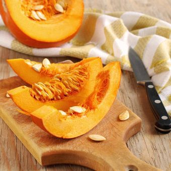 How To Prepare A Fresh Pumpkin