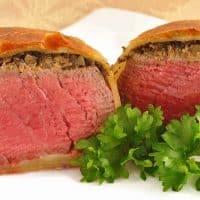 Individual Beef Wellingtons