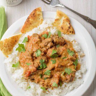 Instant Pot Chicken Tikka Masala