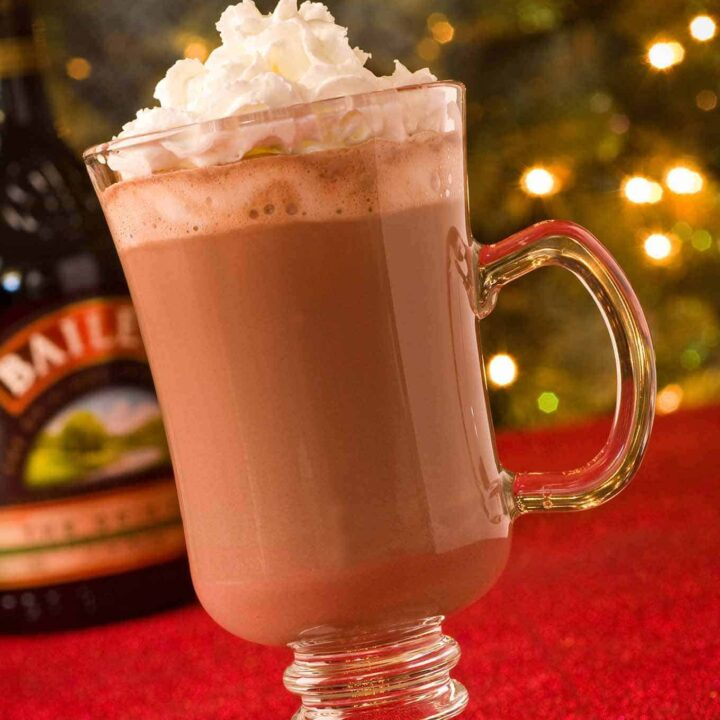 Irish Hot Chocolate