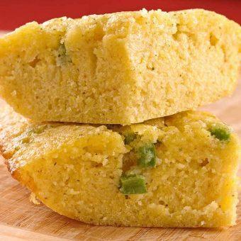 Jalapeno-Lime Corn Bread